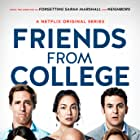 Fred Savage, Nat Faxon, Annie Parisse, Jae Suh Park, Cobie Smulders, and Keegan-Michael Key in Friends from College (2017)
