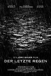 Der letzte Regen Poster