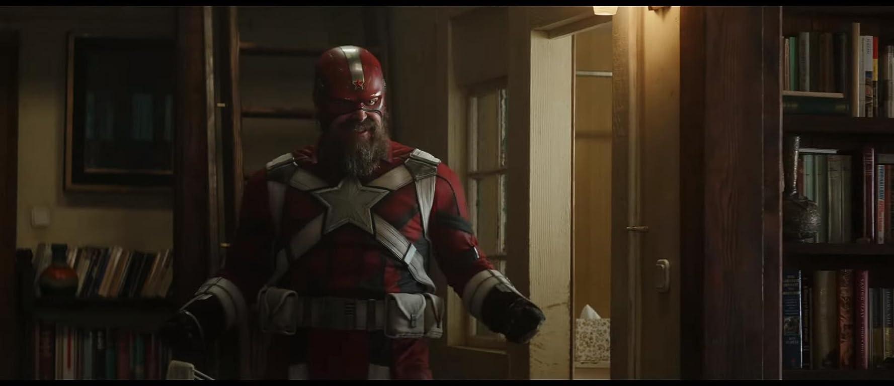 David Harbour in Black Widow (2020)