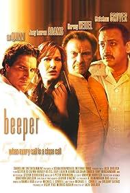 Harvey Keitel, Joey Lauren Adams, Gulshan Grover, and Ed Quinn in Beeper (2002)