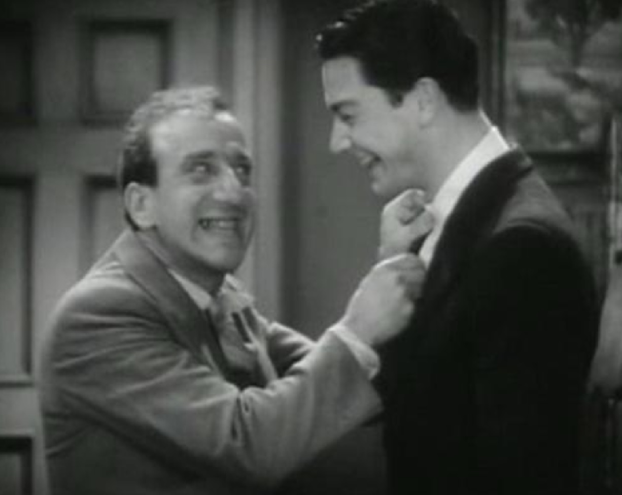 Robert Young and Jimmy Durante in The Wet Parade (1932)