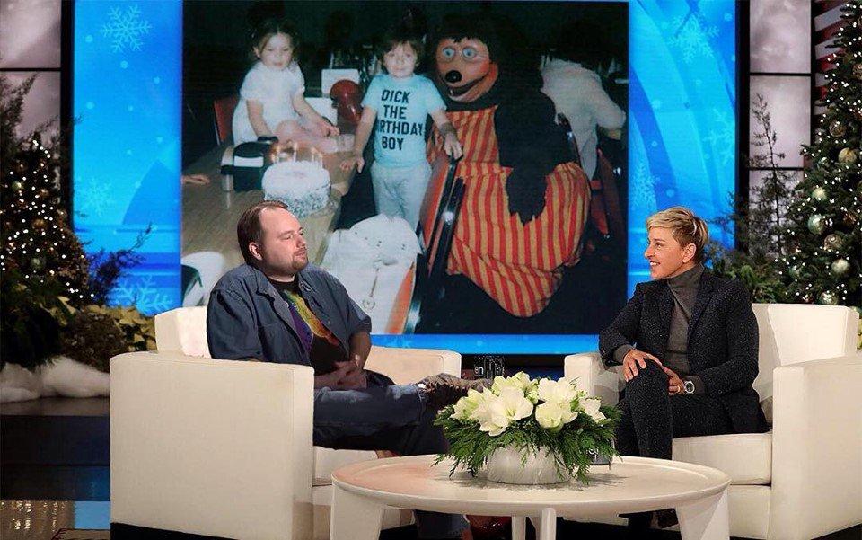 Ellen: The Ellen DeGeneres Show (2003)