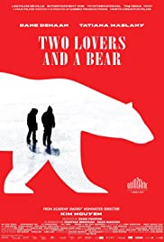 Two Lovers and a Bear Poster