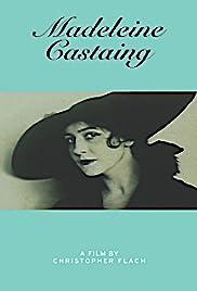 Madeleine Castaing Poster