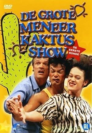 Grote Meneer Kaktus Show