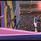 Mick Jagger, Keith Richards, Ronnie Wood, and Bill Wyman in Let's Spend the Night Together (1982)