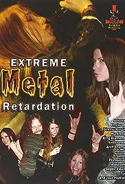 Extreme Metal Retardation Poster