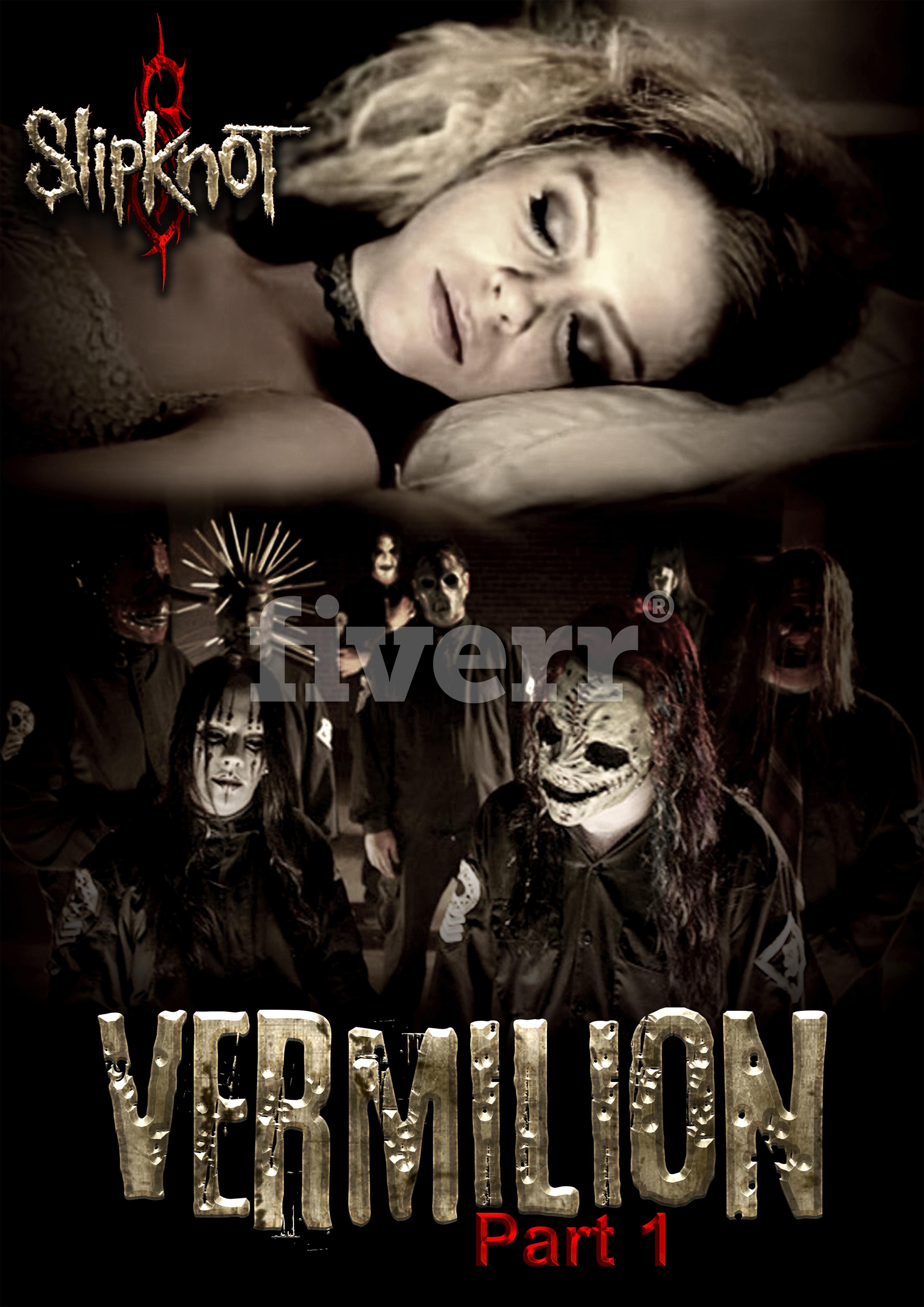 slipknot vermillion