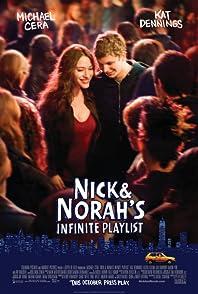 Nick and Norah's Infinite Playlistคืนกิ๊ก ขอหัวใจเป็นของเธอ