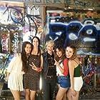Amanda Rau, Jola Cora, Stephanie Strehlow, and Alexya Garcia in An Hour to Kill (2018)