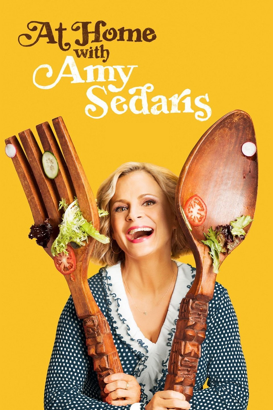 Amy Sedaris namuose (1 Sezonas) / At Home with Amy Sedaris Season 1