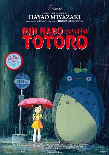 My Neighbor Totoro (1988) Hindi Dubbed + English + Japanese WEB-DL