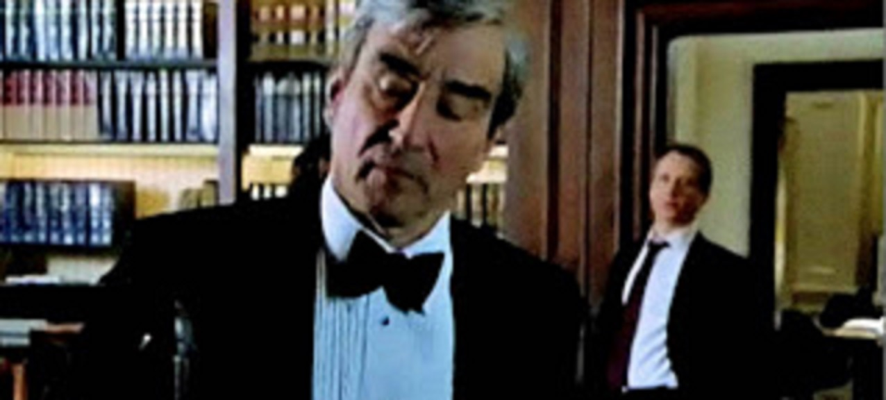 Sam Waterston in Law & Order (1990)
