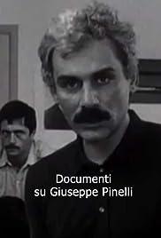 Documenti su Giuseppe Pinelli Poster