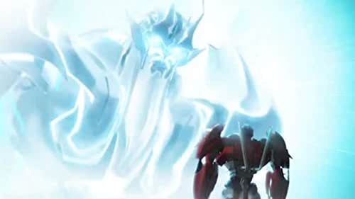 Transformers Prime: Alpha Omega