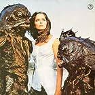 Barbara Bach in L'isola degli uomini pesce (1979)