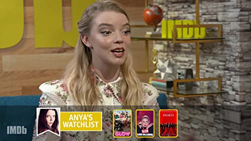 Iliza Shlesinger Is Anya Taylor-Joy's Spirit Animal
