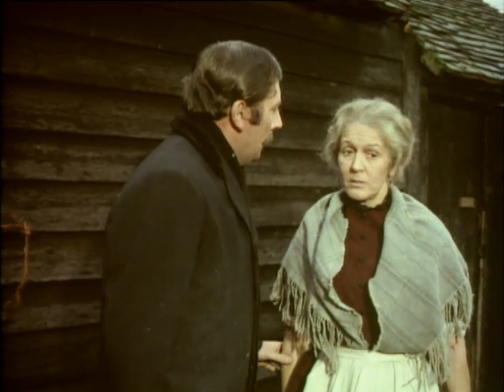 James Beck and Edna Doré in Sherlock Holmes (1964)