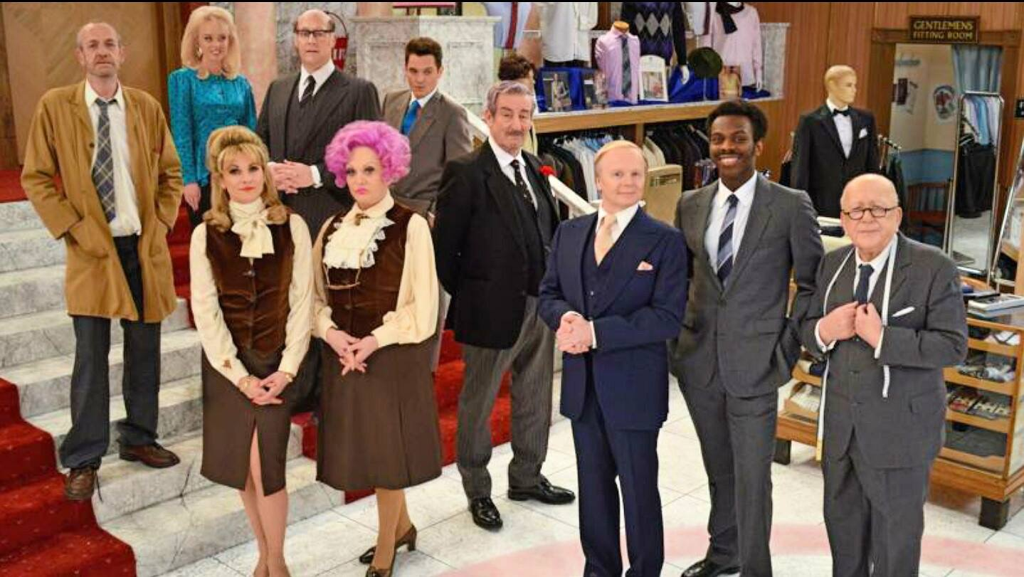 are you being served tv movie 2016 imdb