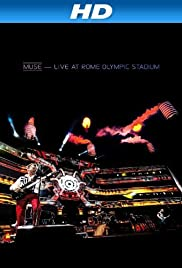 Muse - Live at Rome Olympic Stadium Poster