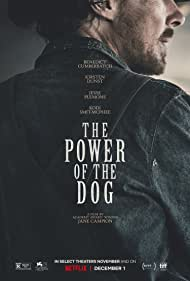 Benedict Cumberbatch in The Power of the Dog (2021)