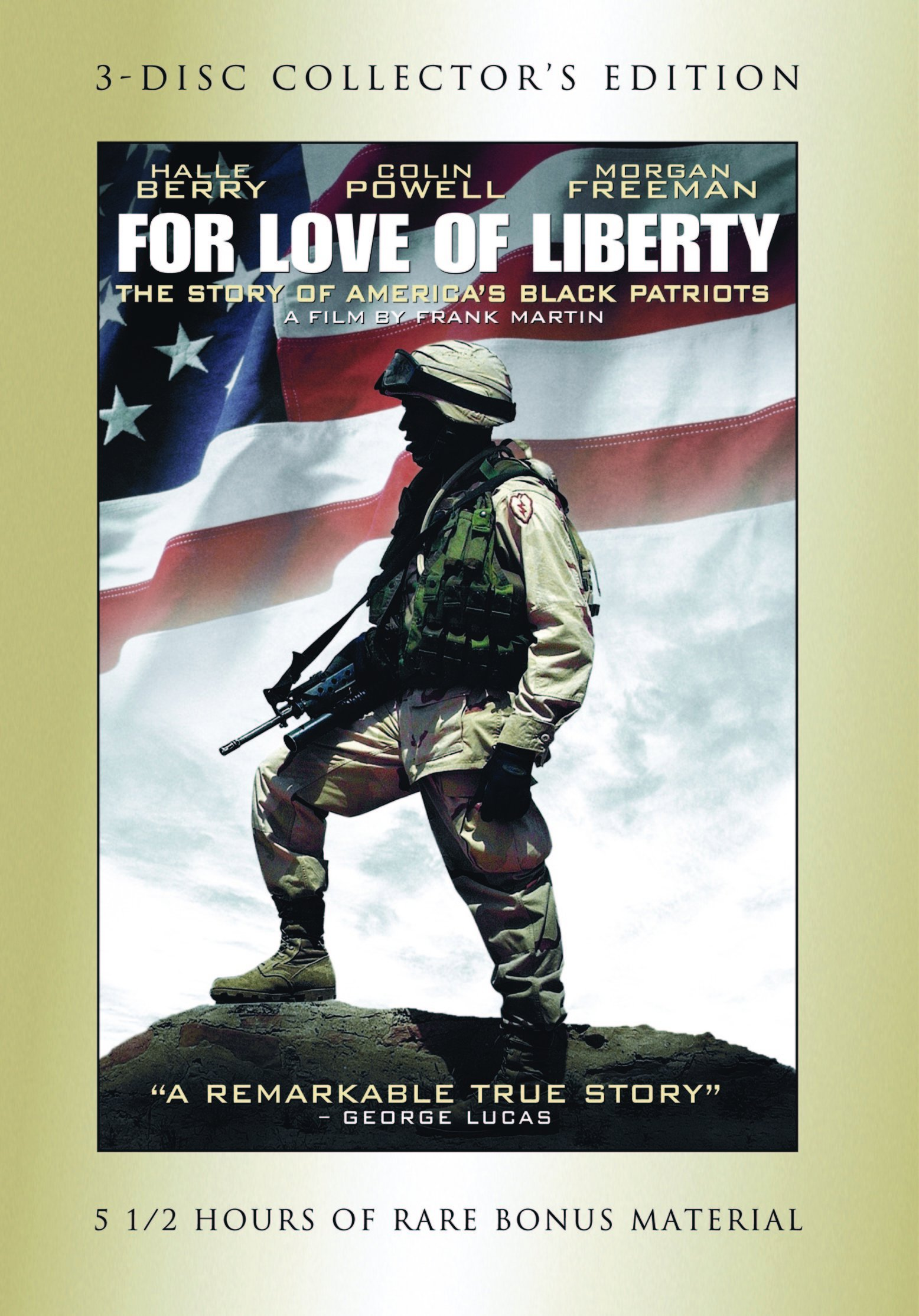 For Love Of Liberty The Story Of America S Black Patriots
