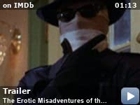 Any case. erotic misadventure of the invisible man amusing