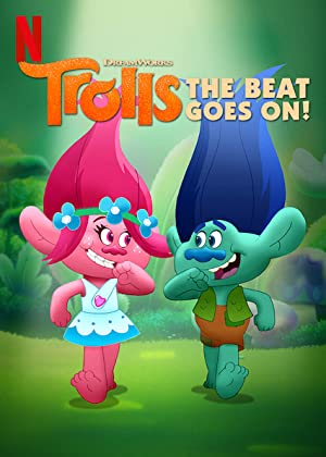 Where to stream Trolls: The Beat Goes On!