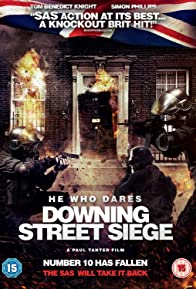 Primary photo for He Who Dares: Downing Street Siege