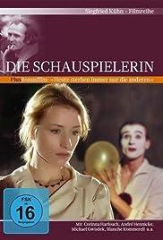 Die Schauspielerin Poster