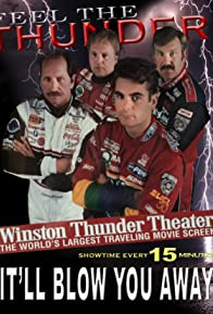 Primary photo for NASCAR Thunder Theater 100% 70MM