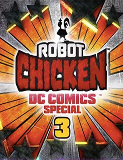 robot chicken dc comics special 3 magical friendship 2015