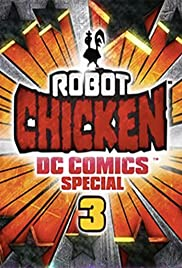 Robot Chicken DC Comics Special 3: Magical Friendship Poster