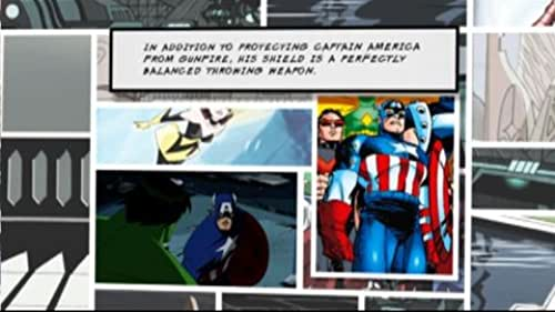 Marvel's The Avengers: Earth's Mightiest Heroes: Volume 4