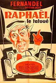 Raphaël le tatoué Poster