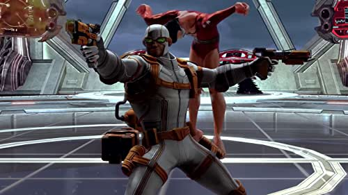 DC Universe Online: World of Flashpoint: Launch Trailer