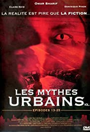 Urban Myth Chillers Poster