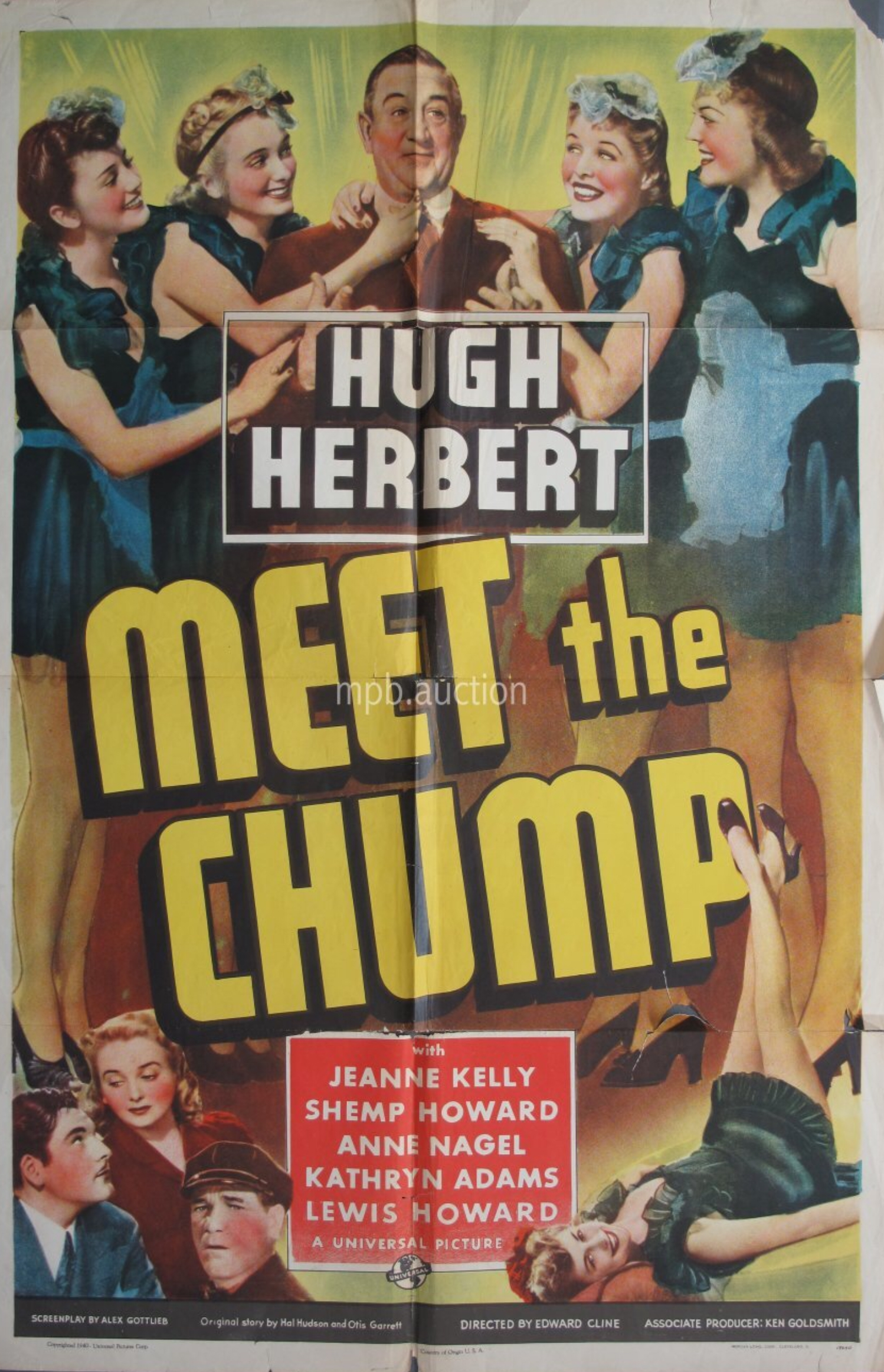 Meet the Chump (1941)