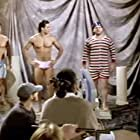 Still of Robert Gant, Matt Cedeno, and Mike O'Malley in Life with Roger and The Boxer Rebellion