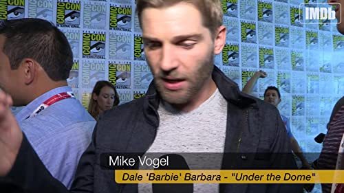 "Comic-Con 2015: IMDb Inteviews - Cast of ""Under the Dome"""