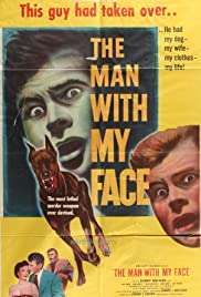 The Man with My Face Poster