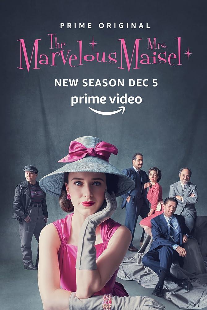 """Рецензия на второй сезон """"Удивительная миссис Мейзел"""" (The Marvelous Mrs. Maisel) 2018"""