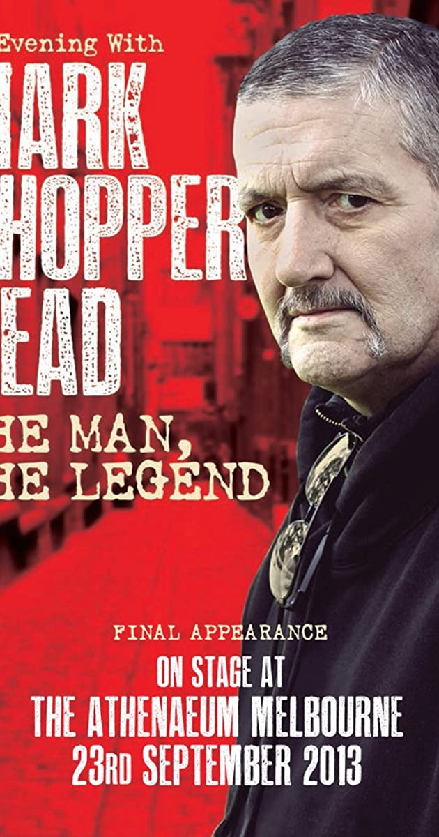an evening with mark chopper read video 2013 external