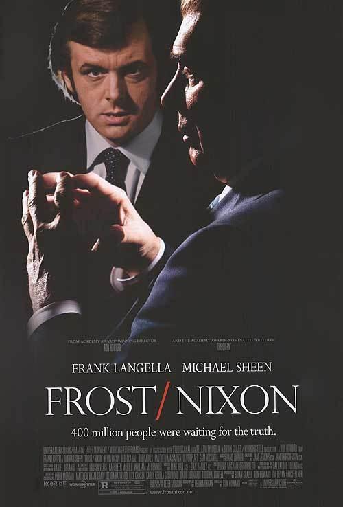 Frost/Nixon, l'heure de vérité  Streaming VF