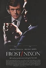 Frank Langella and Michael Sheen in Frost/Nixon (2008)