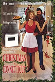 Dyan Cannon and Kris Kristofferson in Christmas in Connecticut (1992)
