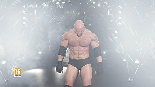 WWE 2K17: Roster Reveal: Goldberg (UK)