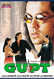 Gupt: The Hidden Truth(1997) Poster - Movie Forum, Cast, Reviews