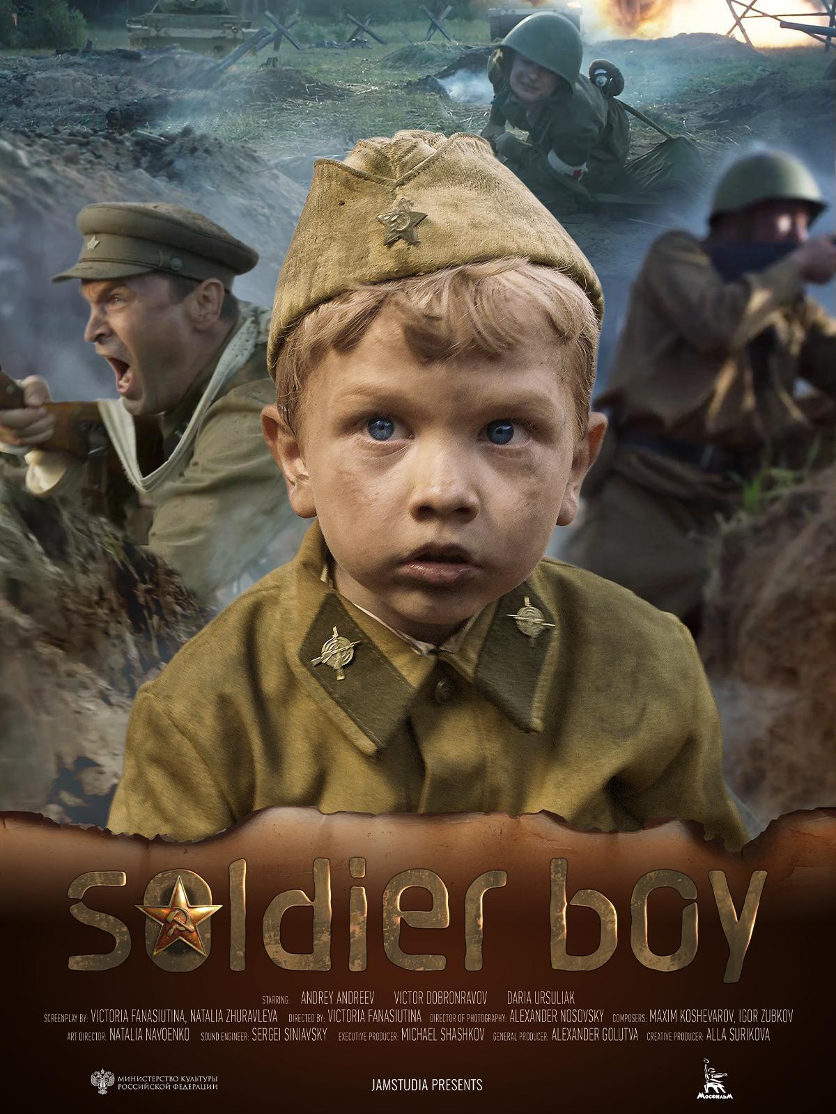 Soldier Boy 2019 Imdb