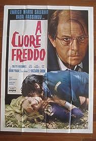Luciano Bartoli, Rada Rassimov, and Enrico Maria Salerno in A cuore freddo (1971)